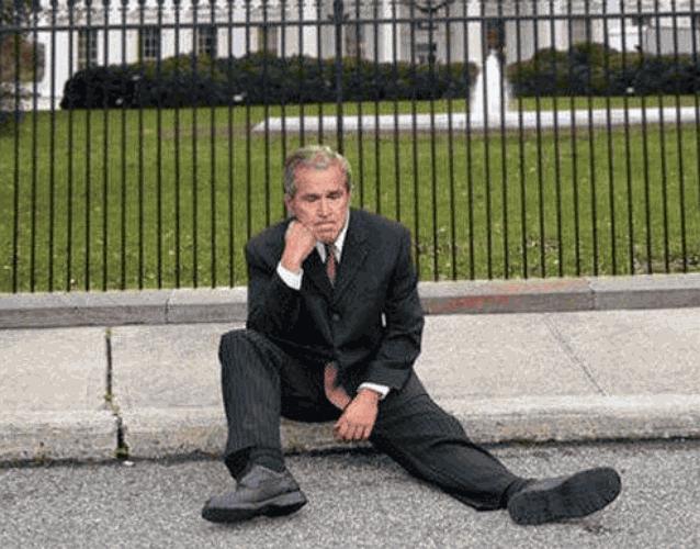 Джордж Буш биография
