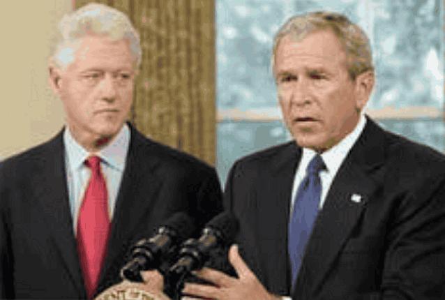 Клинтон Буш