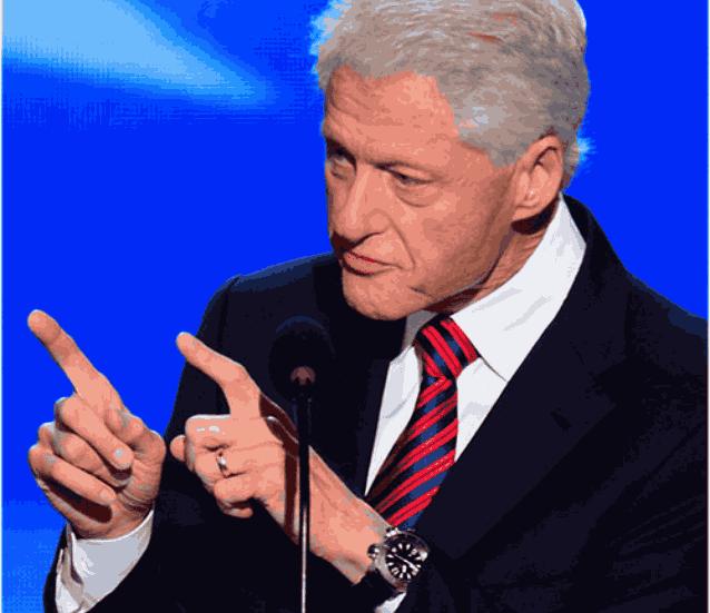 Клинтон президент