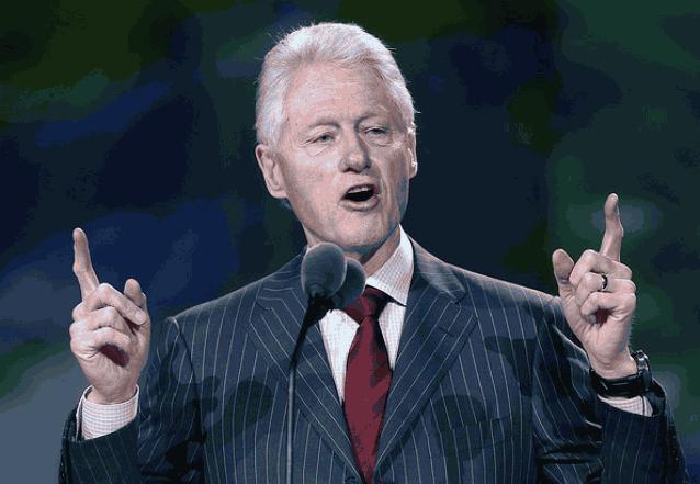 Билл Клинтон президент