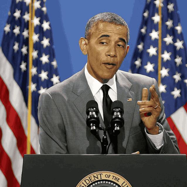 Барак Обама президент