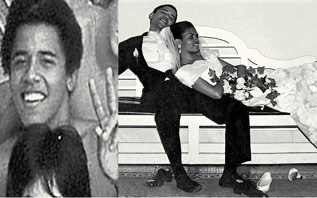 Обама свадьба
