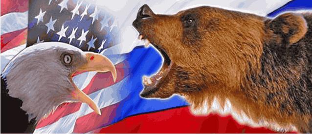 Россия США противостояние
