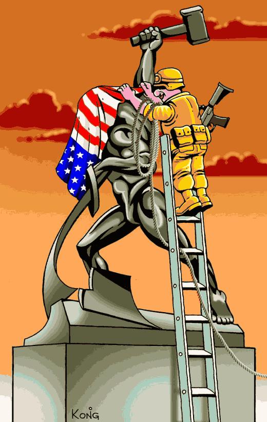 США угроза миру